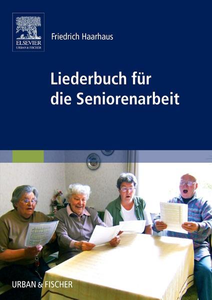 Liederbuch für die Seniorenarbeit - Coverbild