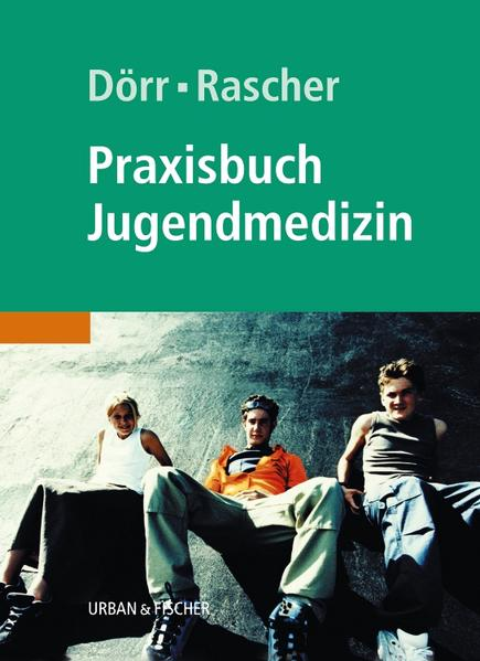 Praxisbuch Jugendmedizin - Coverbild