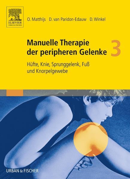 Manuelle Therapie der peripheren Gelenke Bd. 3 - Coverbild