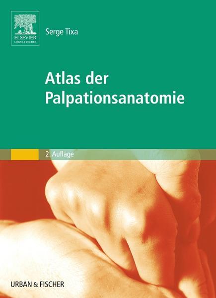 Atlas der Palpationsanatomie - Coverbild