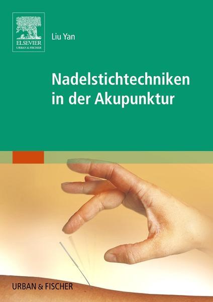 Nadelstichtechniken in der Akupunktur - Coverbild