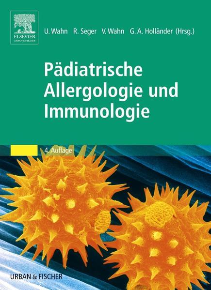 Pädiatrische Allergologie und Immunologie - Coverbild