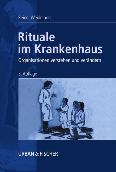 Rituale im Krankenhaus - Coverbild