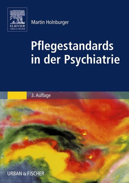 Pflegestandards in der Psychiatrie - Coverbild