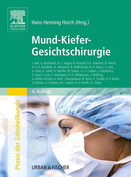 Mund-Kiefer-Gesichtschirurgie - Coverbild