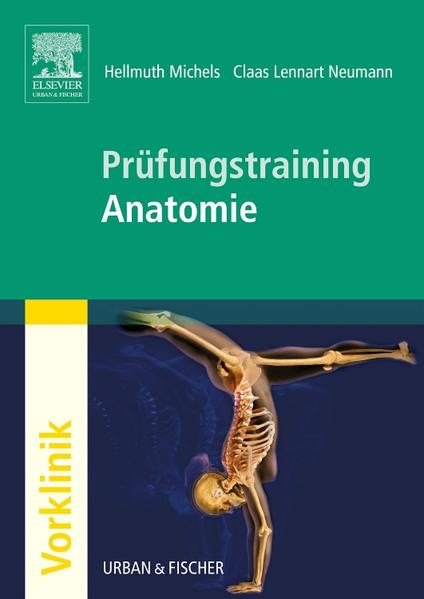 Prüfungstraining Anatomie - Coverbild