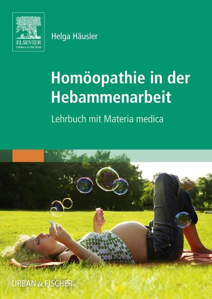 Homöopathie in der Hebammenarbeit - Coverbild