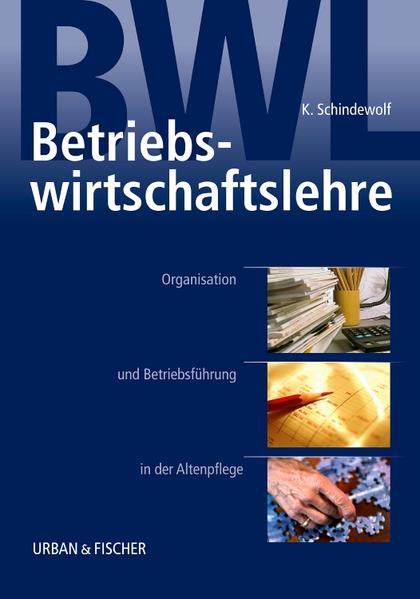 Betriebswirtschaftslehre - Coverbild