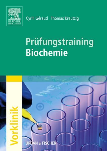 Prüfungstraining Biochemie - Coverbild