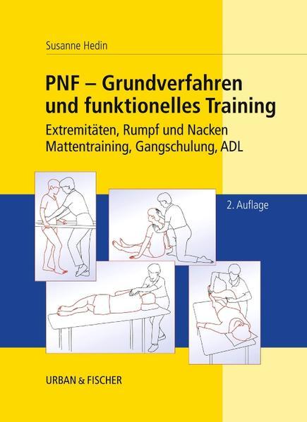 PNF - Grundverfahren und funktionelles Training - Coverbild