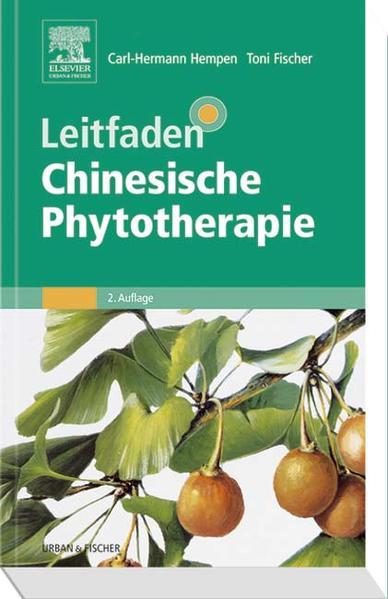 Leitfaden Chinesische Phytotherapie - Coverbild