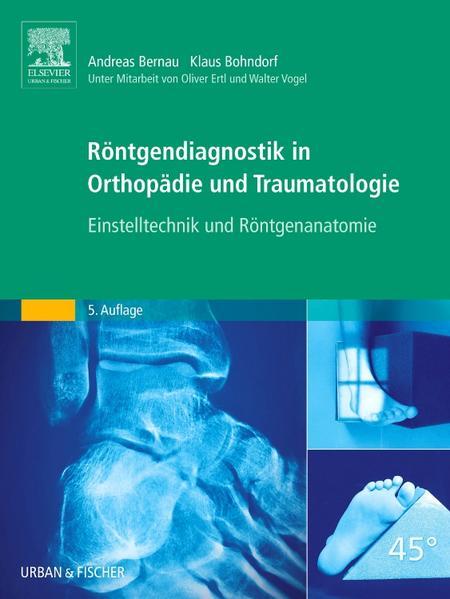 Röntgendiagnostik in Orthopädie und Traumatologie - Coverbild