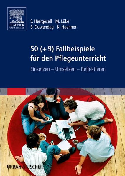 50 (+9) Fallbeispiele für den Pflegeunterricht - Coverbild