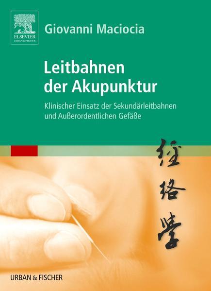 Leitbahnen der Akupunktur - Coverbild