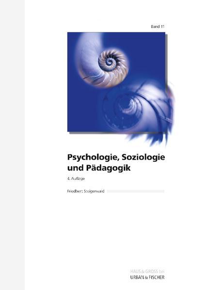 Psychologie, Soziologie und Pädagogik - Coverbild