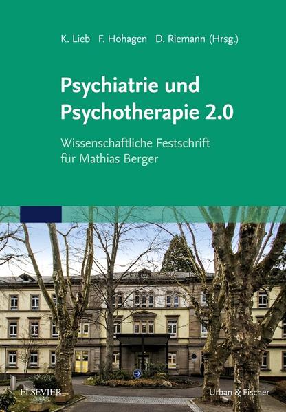 Psychiatrie und Psychotherapie 2.0 - Coverbild