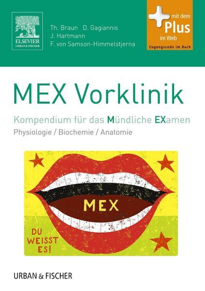 MEX Vorklinik - Coverbild