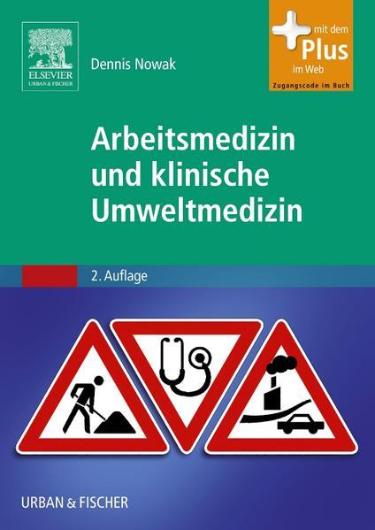 Arbeitsmedizin und klinische Umweltmedizin - Coverbild