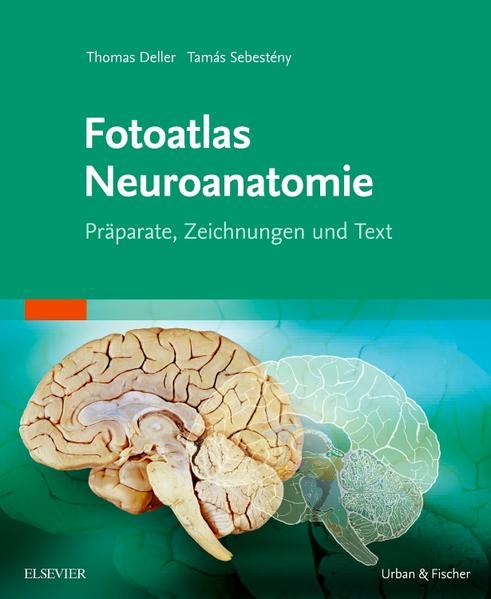 Fotoatlas Neuroanatomie - Coverbild