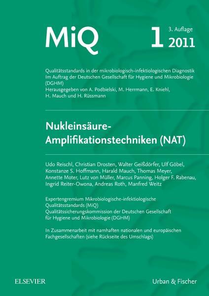 MiQ 01: Nukleinsäure-Amplifikationstechniken - Coverbild