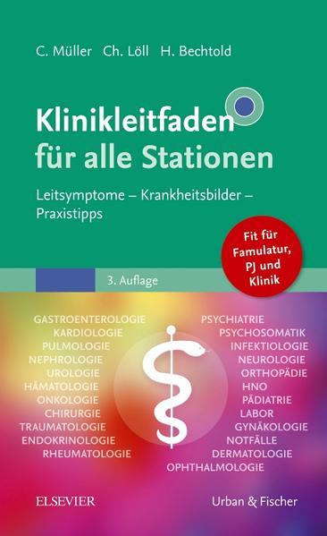 Klinikleitfaden für alle Stationen - Coverbild