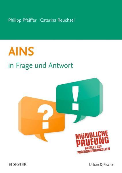 AINS In Frage und Antwort - Coverbild