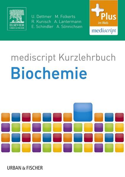 Kurzlehrbuch Biochemie - Coverbild