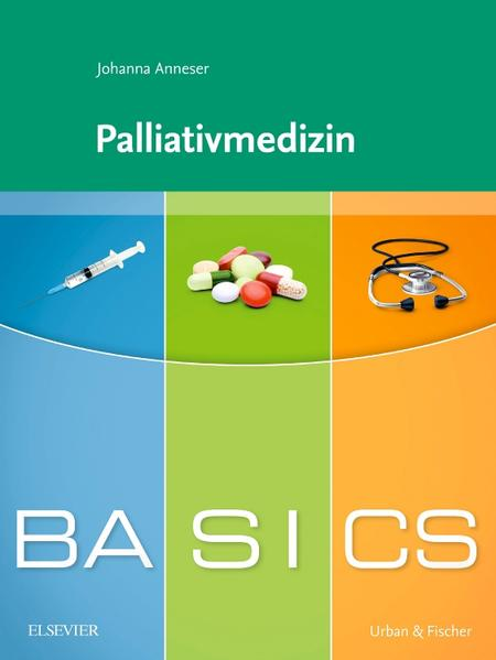 BASICS  Palliativmedizin - Coverbild