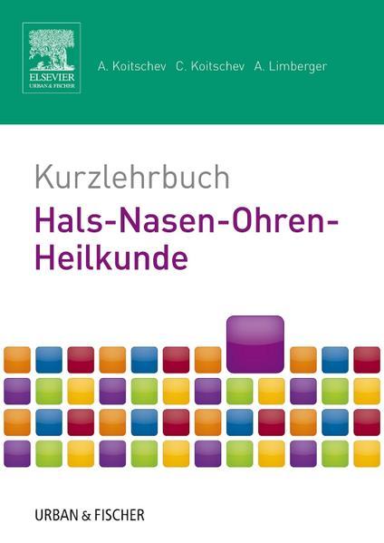Kurzlehrbuch Hals-Nasen-Ohren-Heilkunde - Coverbild