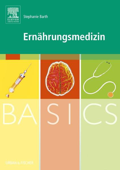 BASICS Ernährungsmedizin - Coverbild