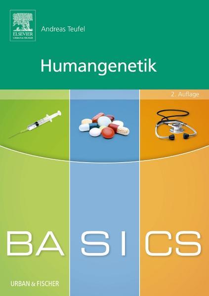 BASICS Humangenetik - Coverbild