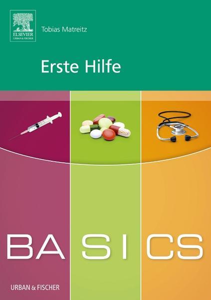 BASICS Erste Hilfe - Coverbild