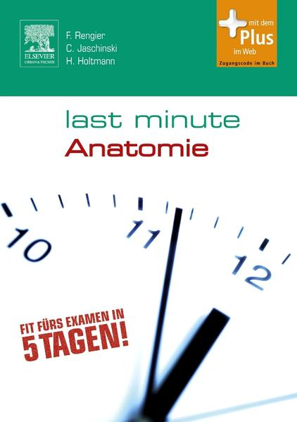 Last Minute Anatomie - Coverbild