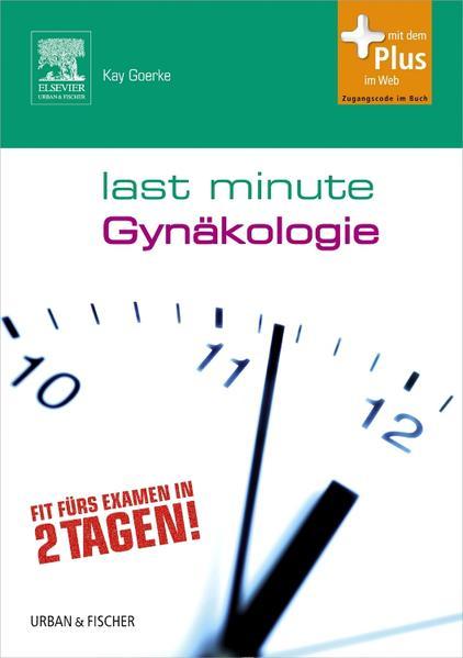 Last Minute Gynäkologie - Coverbild