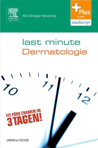 Last Minute Dermatologie - Coverbild