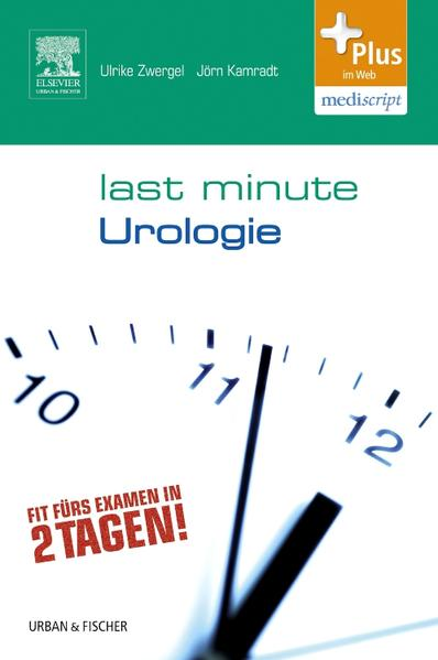 Last Minute Urologie - Coverbild