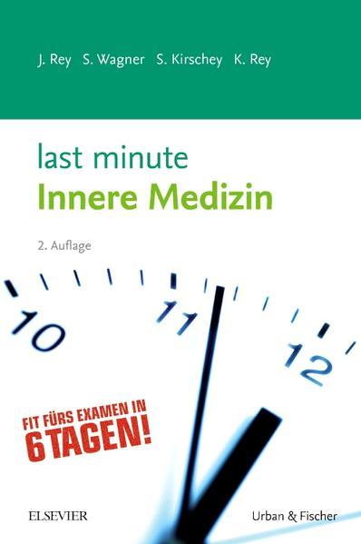 Last Minute Innere Medizin - Coverbild