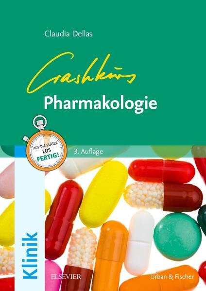 Crashkurs Pharmakologie - Coverbild