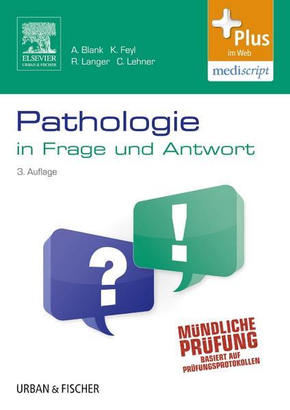Pathologie in Frage und Antwort - Coverbild