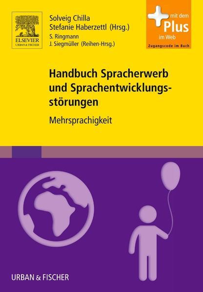Handbuch Spracherwerb und Sprachentwicklungsstörungen - Coverbild