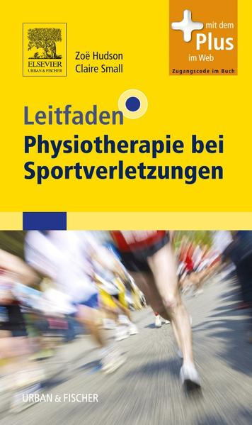 Leitfaden Physiotherapie bei Sportverletzungen - Coverbild