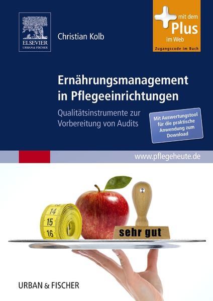 Ernährungsmanagement in Pflegeeinrichtungen - Coverbild
