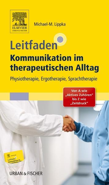Leitfaden Kommunikation im therapeutischen Alltag - Coverbild