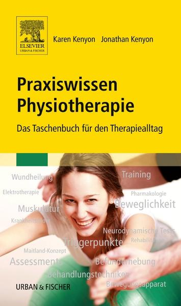 Praxiswissen Physiotherapie - Coverbild