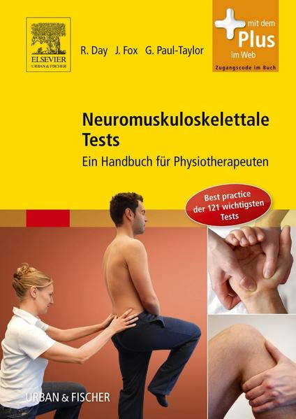 Neuromuskuloskelettale Tests - Coverbild