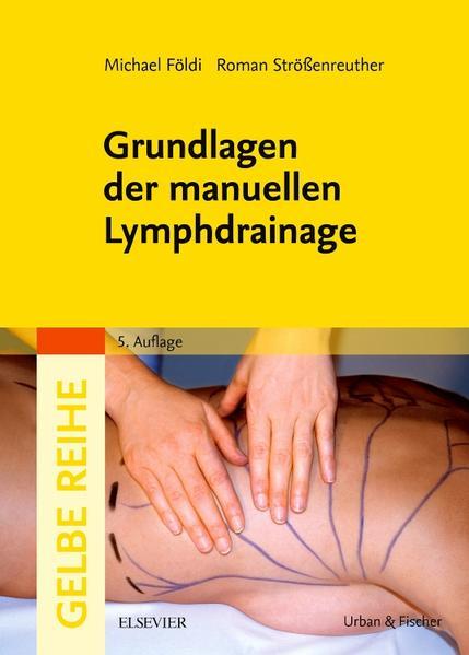Grundlagen der manuellen Lymphdrainage - Coverbild