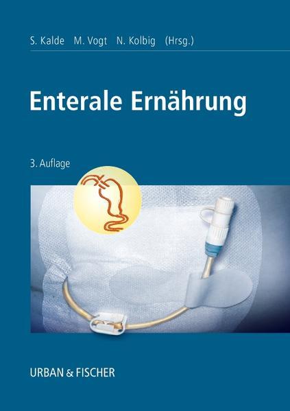 Enterale Ernährung - Coverbild