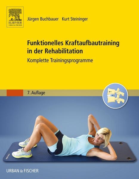 Funktionelles Kraftaufbautraining in der Rehabilitation - Coverbild