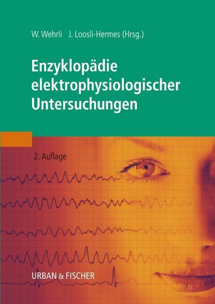 Enzyklopädie elektrophysiologischer Untersuchungen - Coverbild