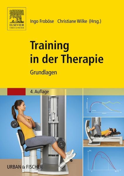 Training in der Therapie - Grundlagen - Coverbild